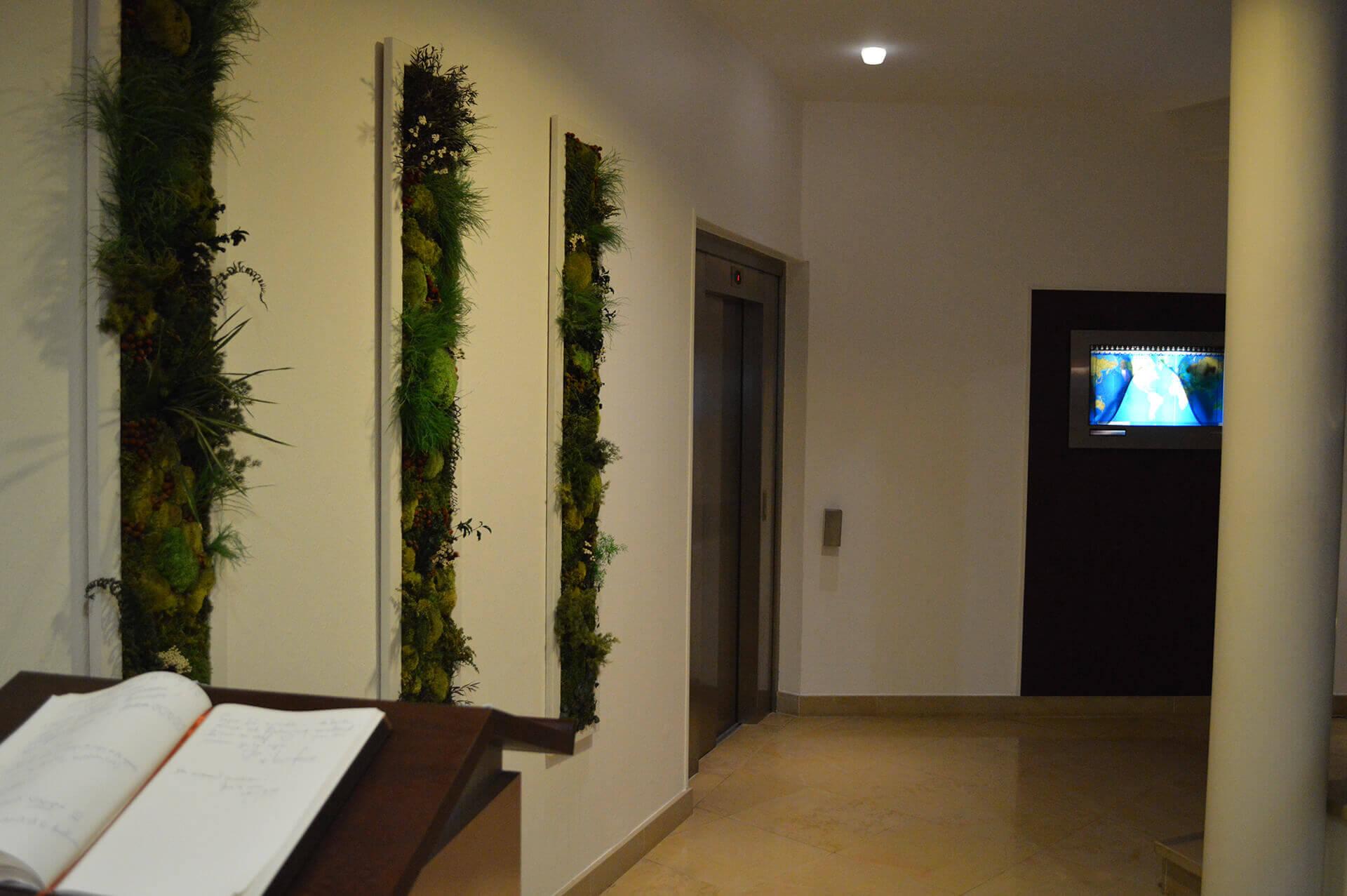 Maintenance ascenseurs hôtel