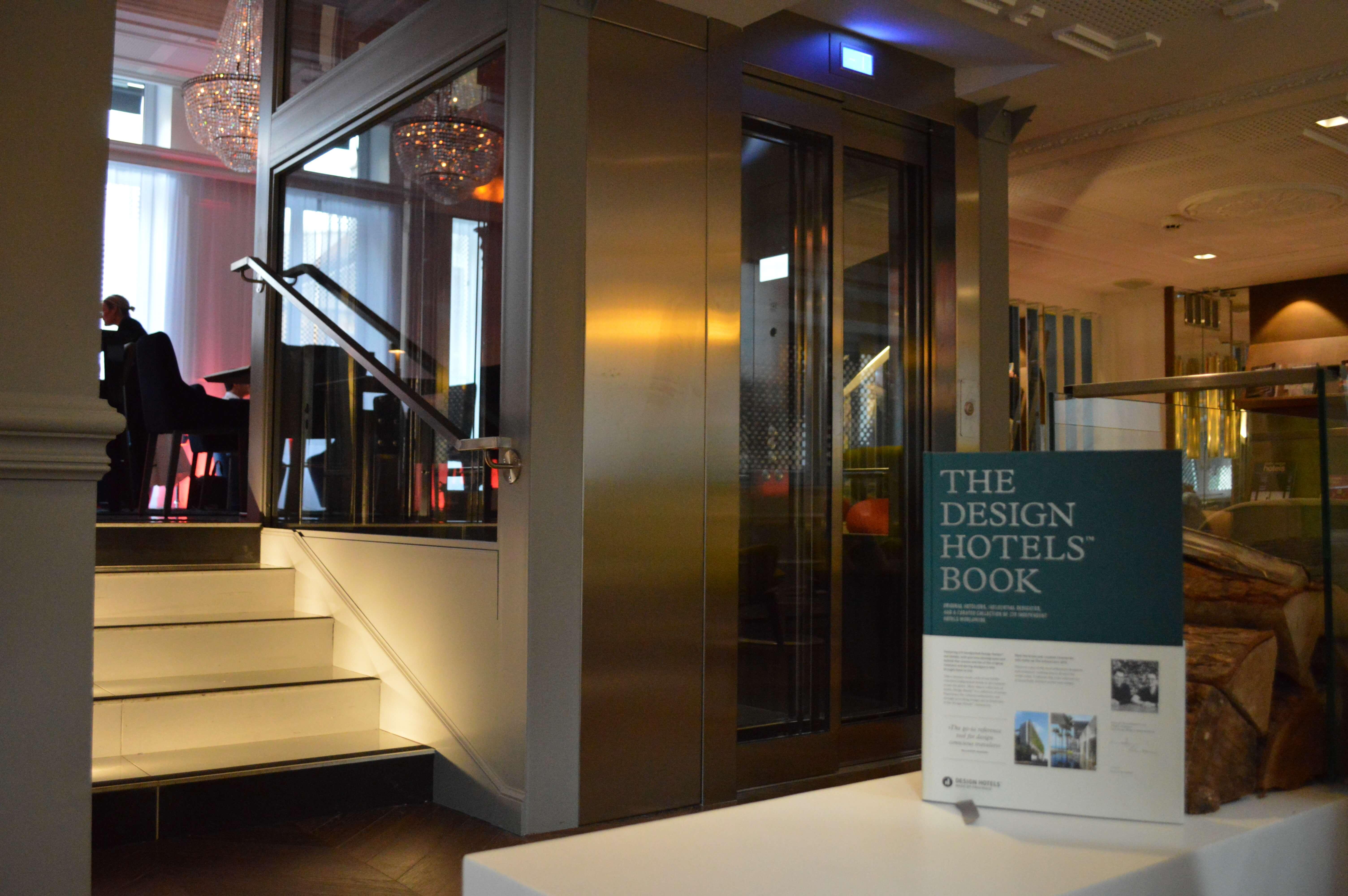 pose ascenseur neuf hôtel dijon - EM Ascenseurs spécialiste