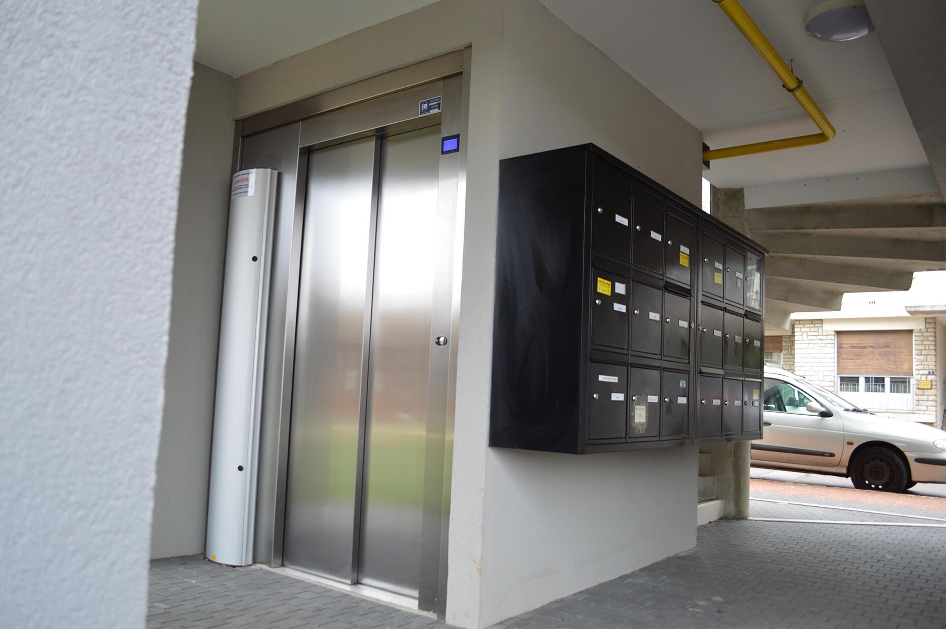 Installation ascenseur numéro 1 Dijon - EM Ascenseurs expert