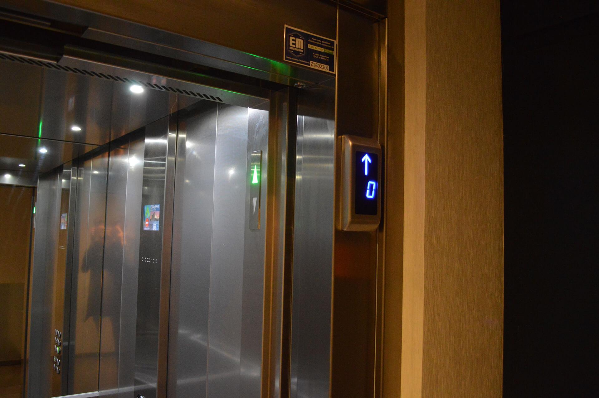 Installation ascenseur numéro 1 Dijon - EM Ascenseurs spécialiste